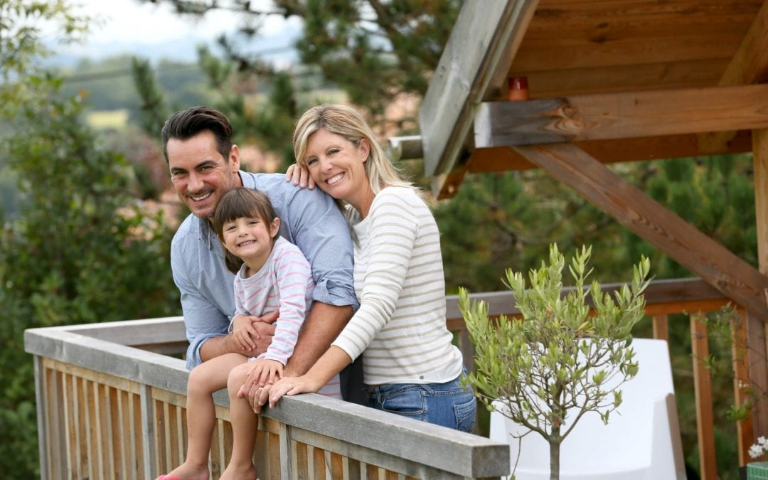 Family Vacation in Red River Gorge