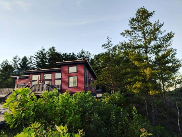 Scenic Cabin Rentals in Red River Gorge and Natural Bridge